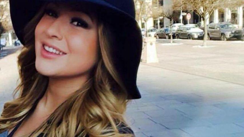 """""""Curvy Supermodel""""-Kandidatin Chethrin Schulze, Foto auf ihrem Facebook-Kanal"""