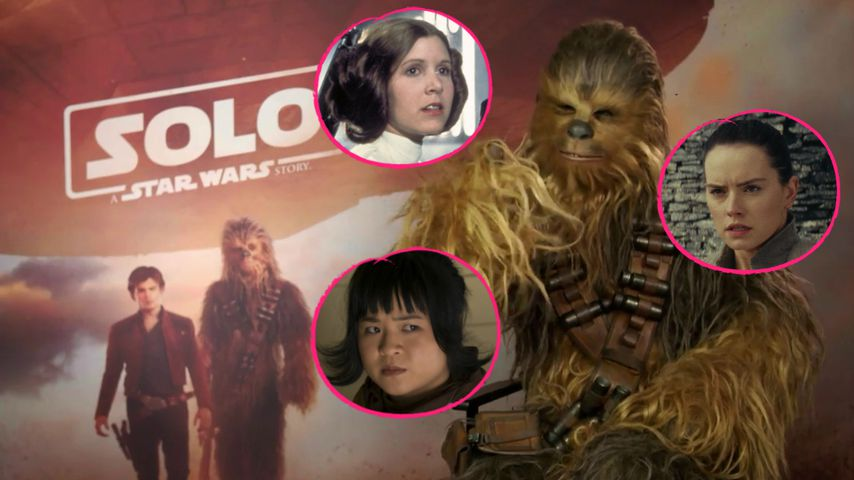 "Wookiee-Ranking: Diese ""Star Wars""-Ladys feiert Chewbacca!"