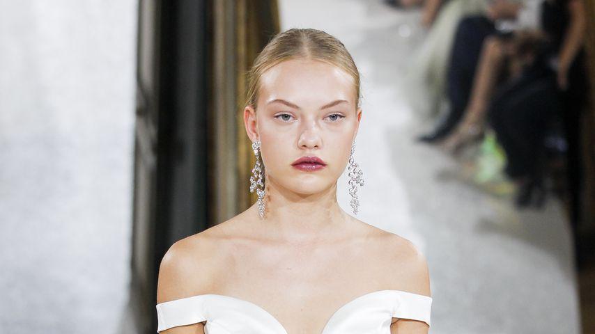 Cheyenne Ochsenknecht auf der Fashion Week in Paris 2018