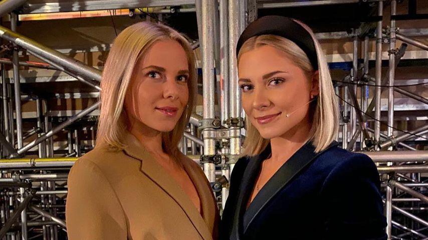 Cheyenne und Valentina Pahde, Schauspielerinnen