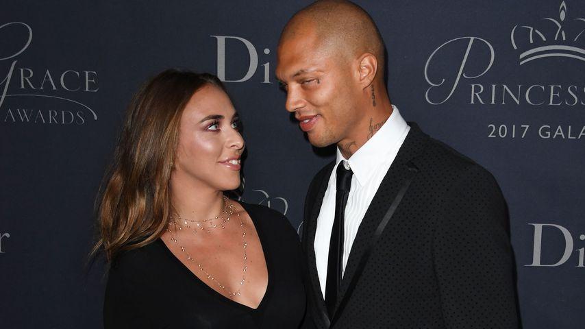 Chloe Green und Jeremy Meeks auf einer Gala in Beverly Hills