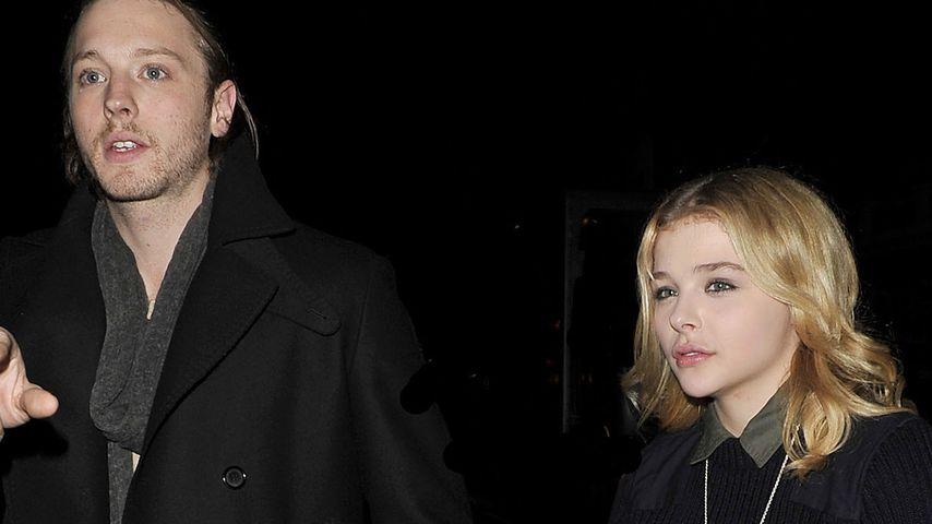 Chloë Moretz: Hand in Hand mit ihrem Bruder