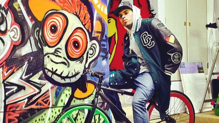 Fettes Sorry: Chris Brown schämt sich für Ex-Diss