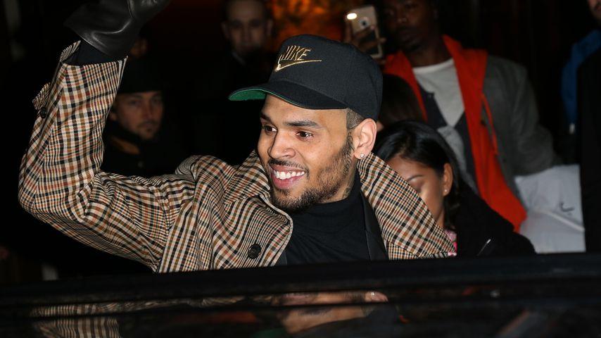 Chris Brown, Rapper
