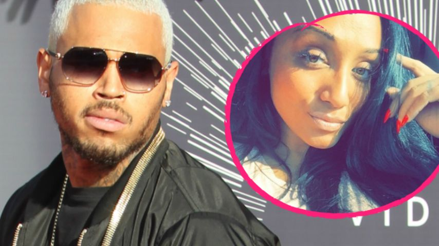 Zoff mit der Ex: Royalty krank wegen Chris Browns Kifferei?
