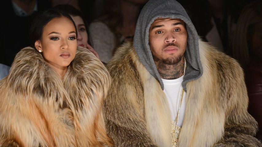 Zum 1. Geburtstag: Chris Brown kauft Royalty gleich 3 Autos!