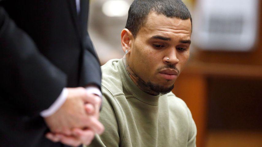 Chris Brown vor Gericht in Los Angeles