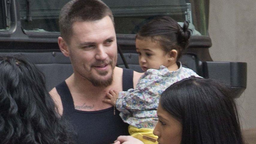 1. Foto! Das ist Chris Browns süße Tochter Royalty