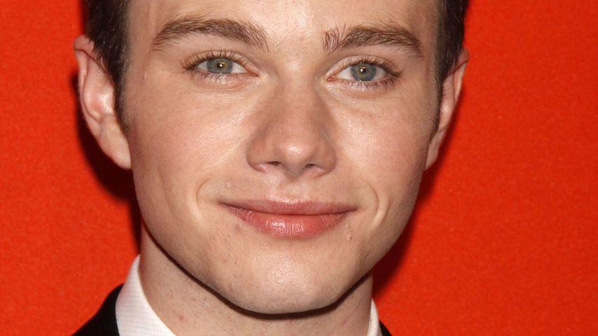 Glee-Star abserviert, ohne dass er davon wusste