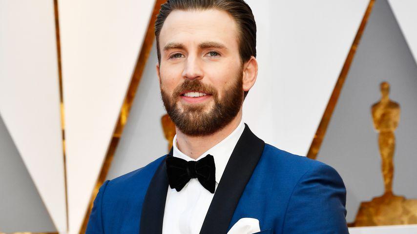 Chris Evans bei den Oscars 2017