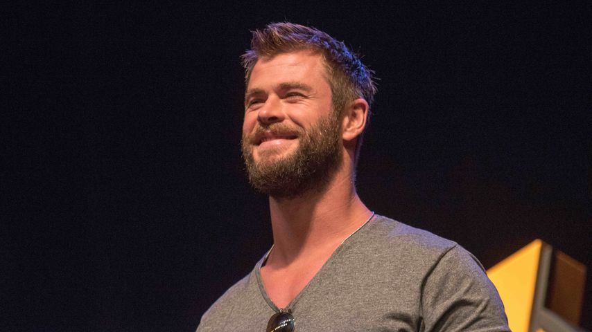 "Chris Hemsworth beim Panel der ""Wizard World Comic Con"" in Philadelphia"