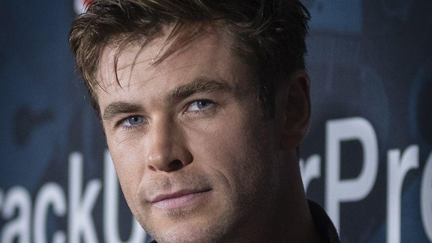 """Avengers: Infinity War""-Star Chris Hemsworth, Juni 2018"