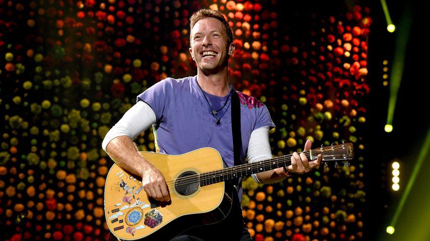 Tribut an George Michael: Chris Martin singt für Obdachlose
