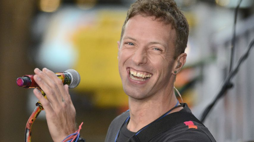 Chris Martin bei der Today Show