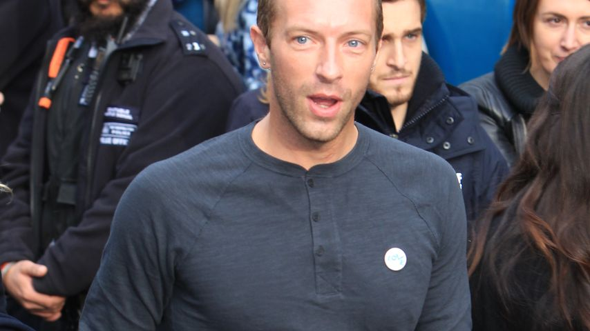 "Chris Martin, ""Coldplay""-Frontmann"