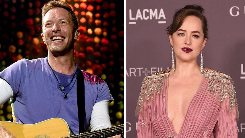 Chris Martin & Dakota Johnson: Schon Hochzeit in Planung?
