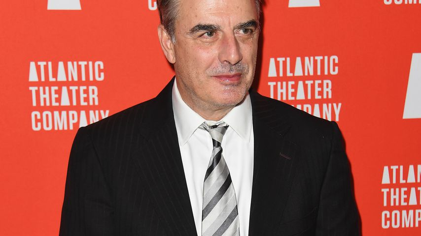 Chris Noth in New York City im März 2019