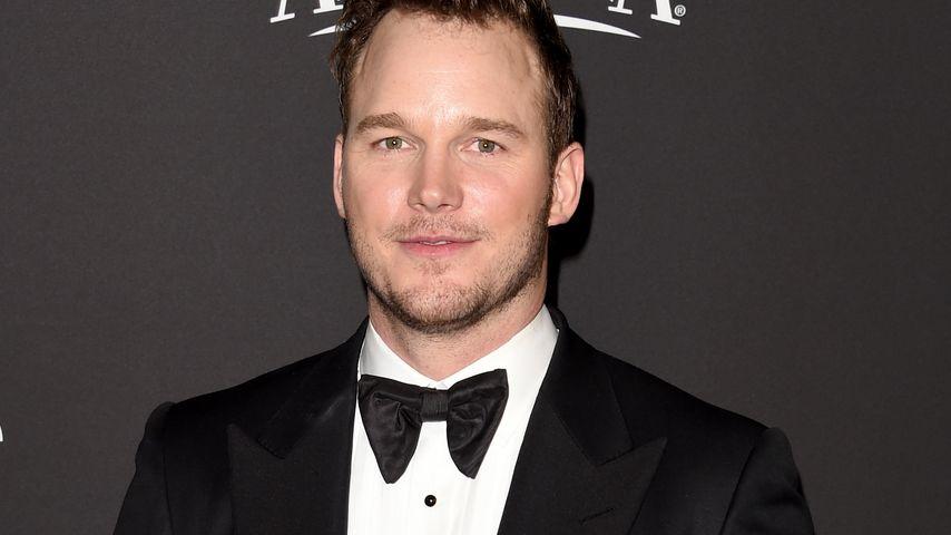"Toller Erfolg: Chris Pratt wird ""Man of the Year"""