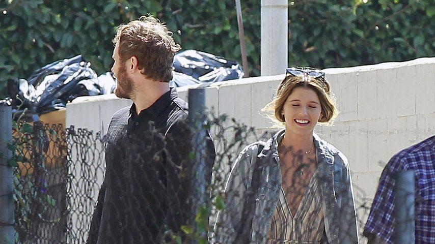 Chris Pratt und Katherine Schwarzenegger in Los Angeles