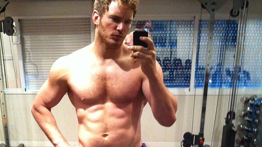 Nach Body-Shaming im Netz: So cool reagiert Chris Pratt!