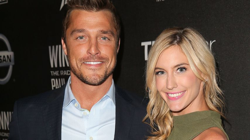 Chris Soules und Whitney Bischoff, 2015