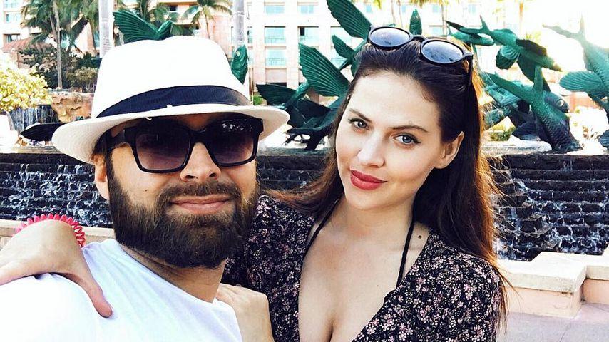 Kurz vor Geburt: So süß kümmert sich Hana Nitsches Verlobter