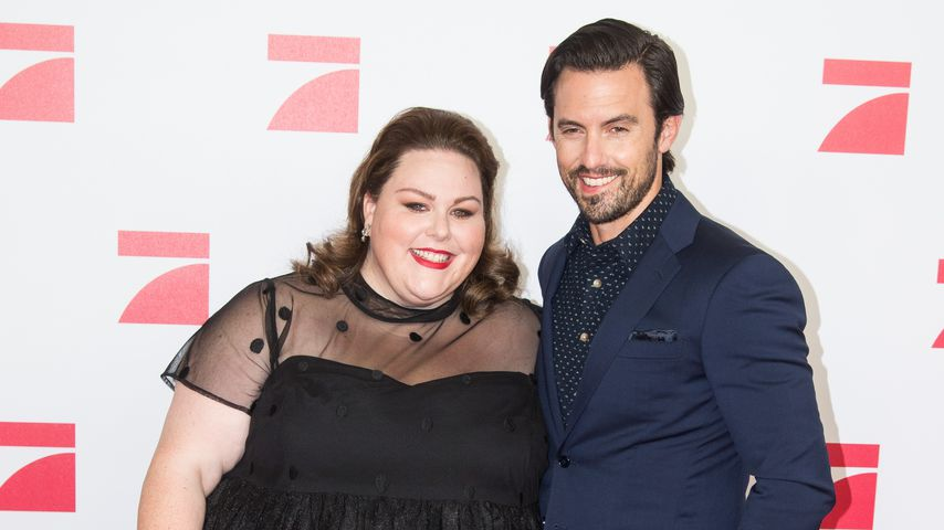 "Chrissy Metz und Milo Ventimiglia bei der ""This Is Us""-Premiere in Berlin"
