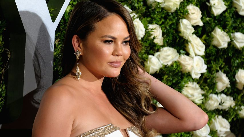 Chrissy Teigen bei den Tony Awards 2017
