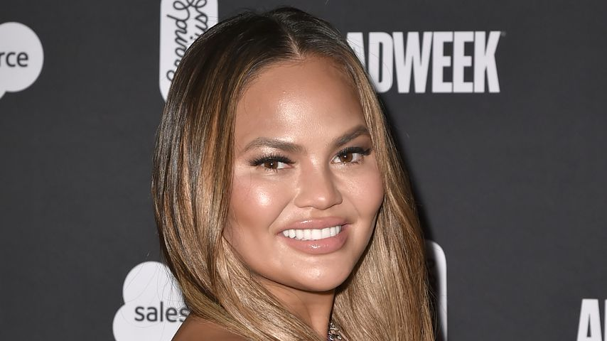 Chrissy Teigen, Model