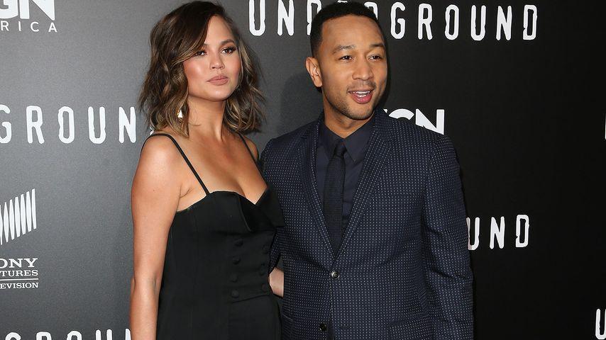 Chrissy Teigen: Damit bringt John Legend sie auf die Palme!