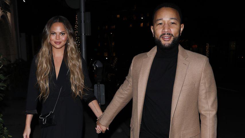 Spezielle Musik: So kriegt John Legend seine Frau ins Bett