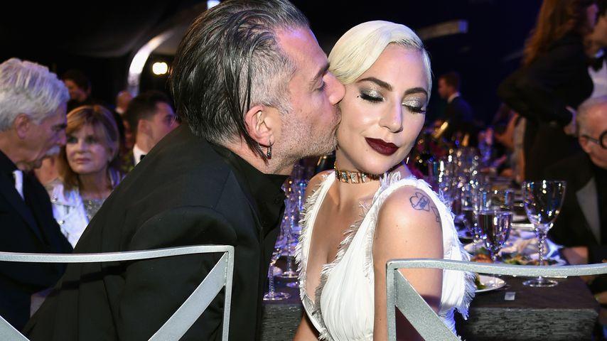 Christian Carino und Lady Gaga im Januar 2019
