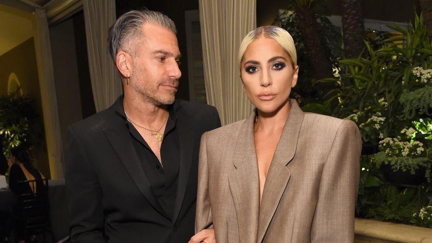 Christian Carino und Lady Gaga