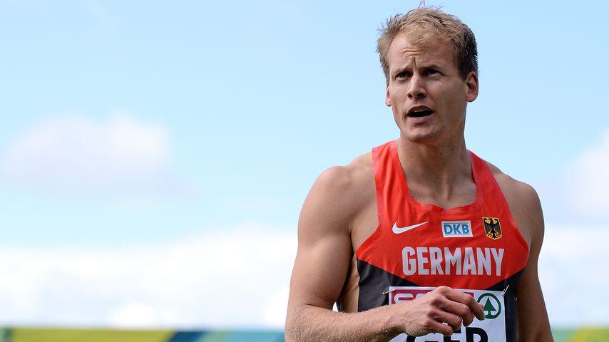 Christian Reif bei der Leichtathletik-EM 2014