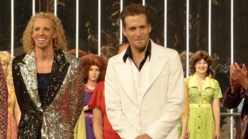 Auf der Bühne: 2 Ex-DSDS-Stars rocken Saturday Night Fever