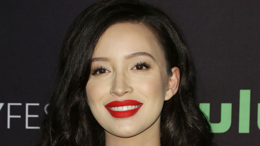 Christian Serratos in Los Angeles