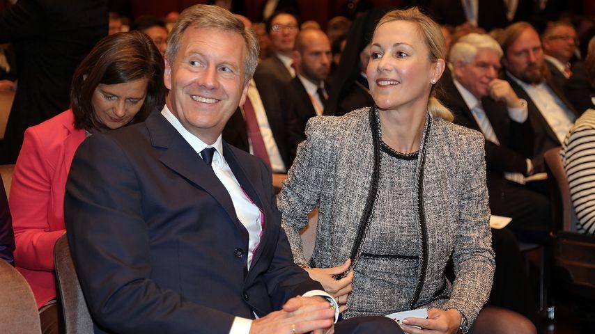Christian & Bettina Wulff: Zweite Hochzeit!