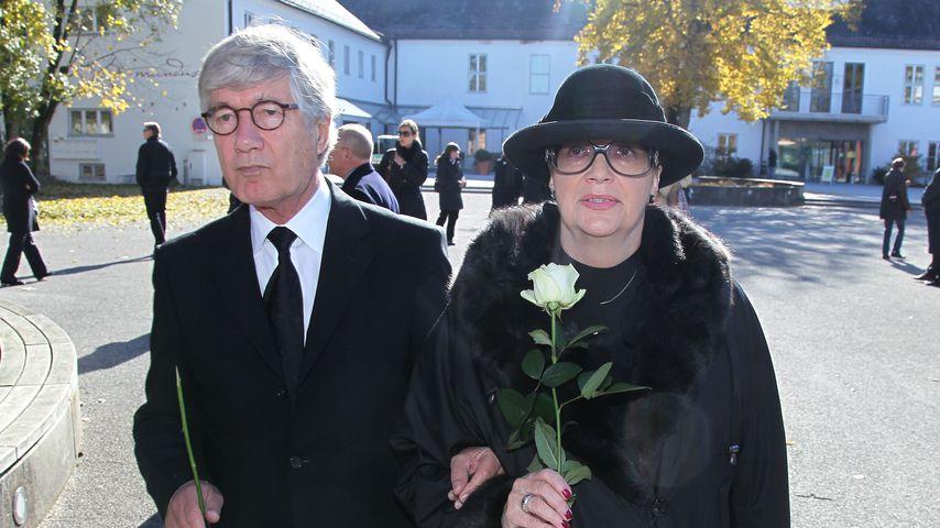 Christian Wolff und seine Frau Marina, Oktober 2010