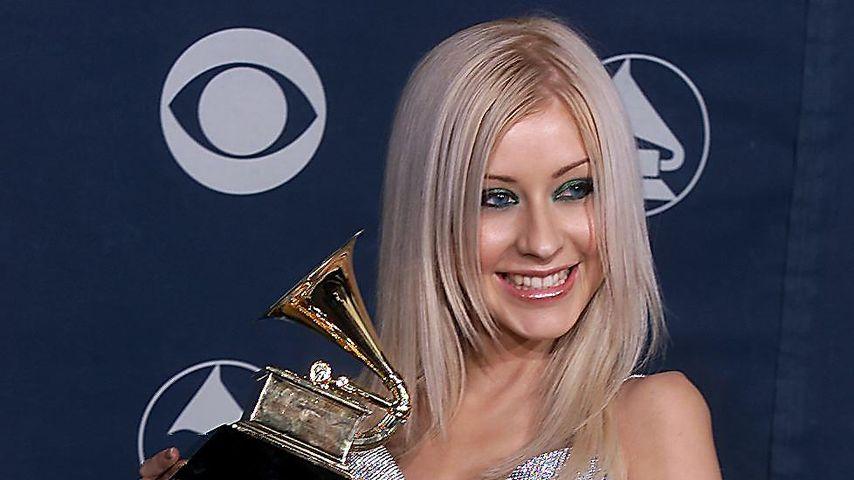 Christina Aguilera bei den Grammy Awards 2000
