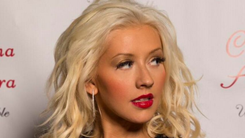 Zum zweiten Mal: Christina Aguilera ist schwanger
