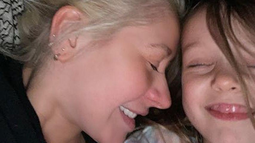 Christina Aguilera und ihre Tochter Summer Rain