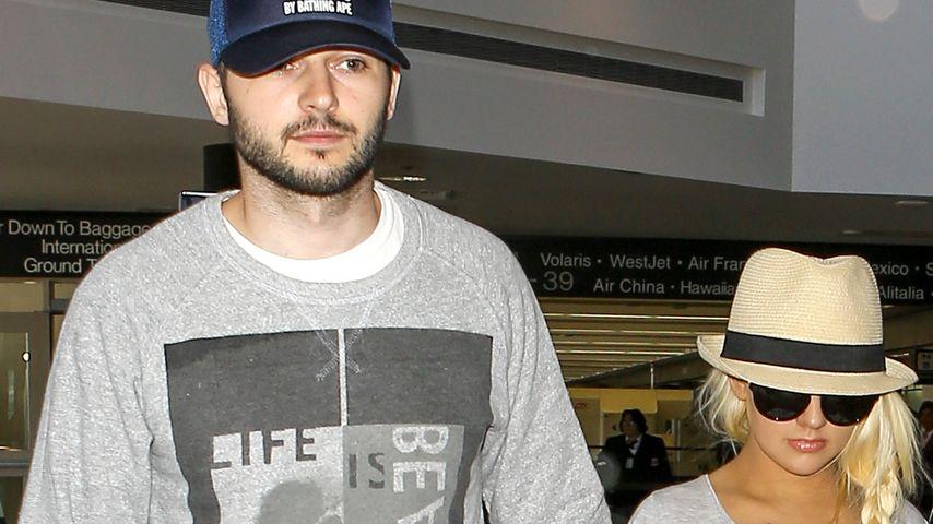Christina Aguilera: Superschlank im Lässig-Look