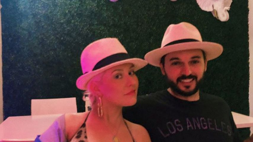 Christina Aguilera und Matthew Rutler im Urlaub