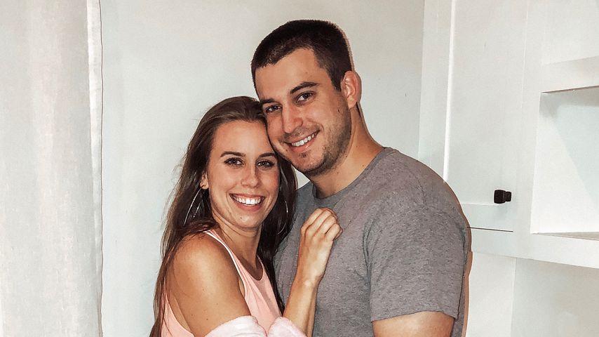 Christina Cimorelli und ihr Mann Nick Reali