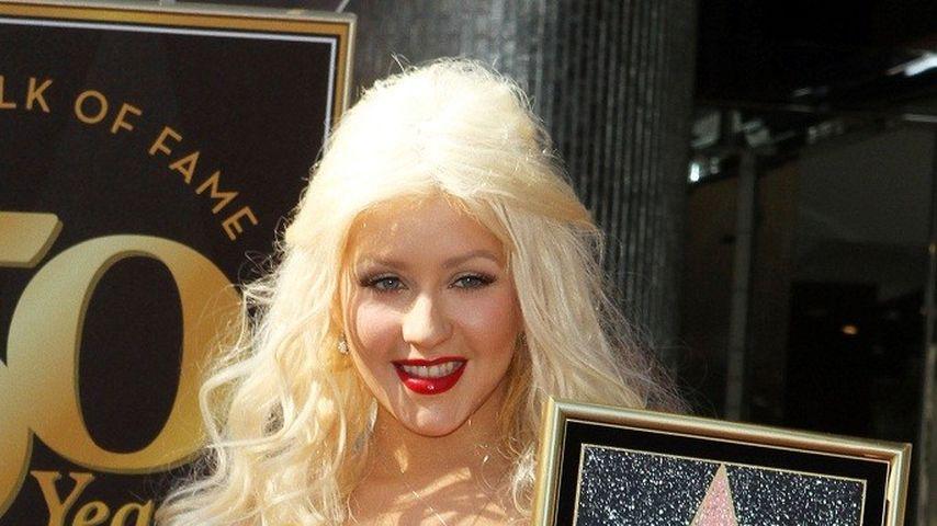 Christina Aguilera: Perfektes Stern-Outfit?