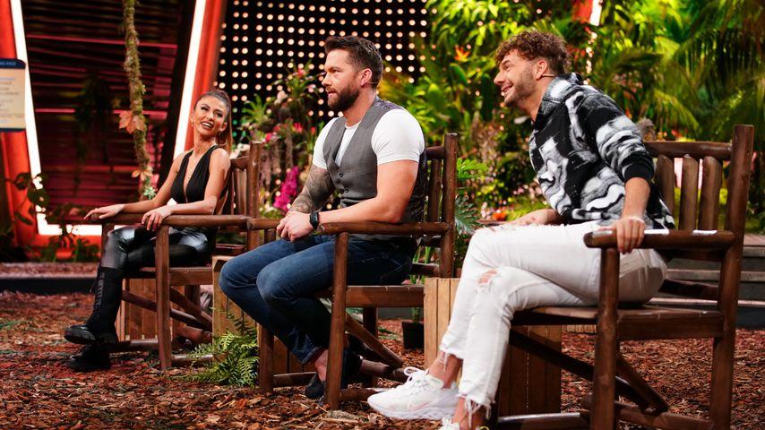 Christina Dimitriou, Oliver Sanne und Sam Dylan