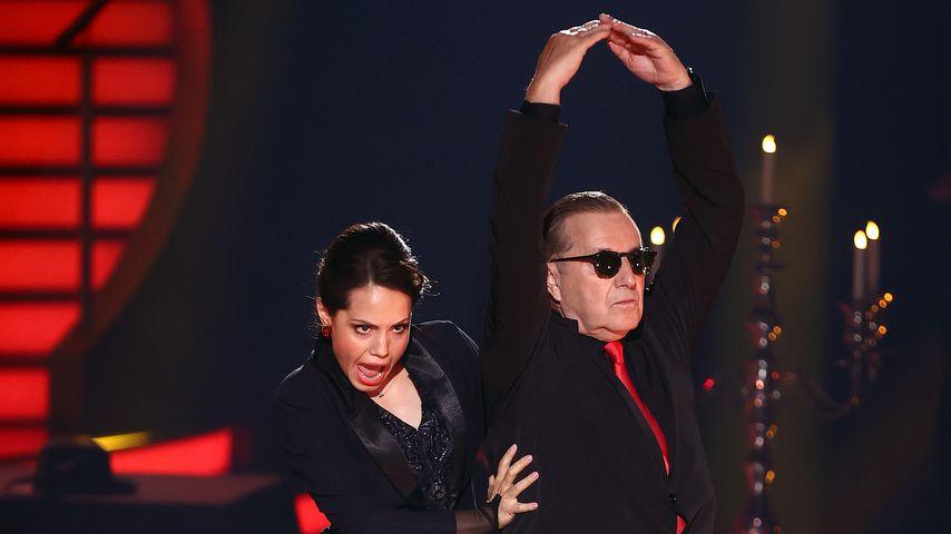 """Christina Luft und Jan Hofer in der siebten """"Let's Dance""""-Show 2021"""