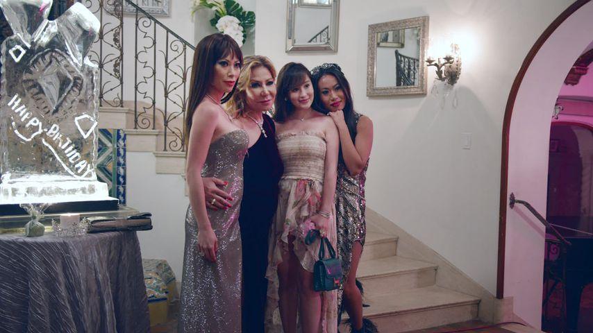 """Christine Chiu, Anna Shay, Cherie und Kelly Mi Li in """"Das Klunkerimperium"""""""