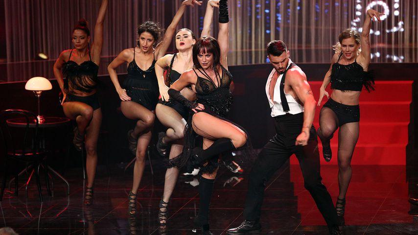 "Christine Neubauer bei ""Dance Dance Dance"""