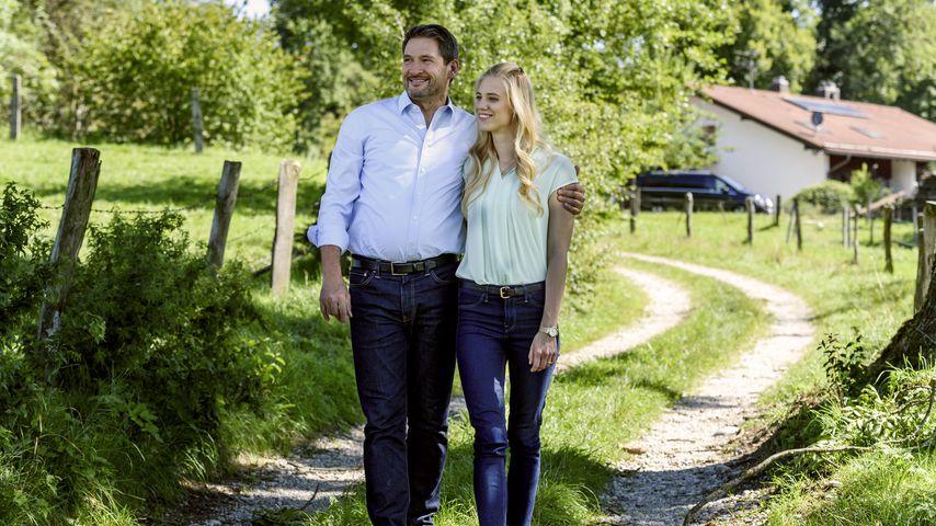 """""""Sturm der Liebe"""": Dieter & Larissa auch privat ein Paar?"""